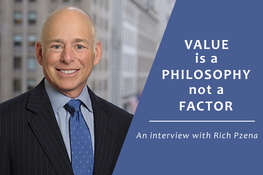 Value is a Philosophy not a Factor